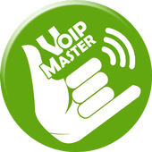 VoipMaster: Cheap calls icon