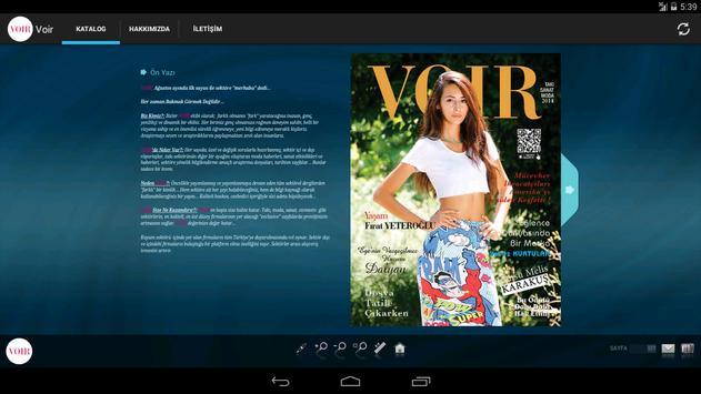 Voir Magazin apk screenshot