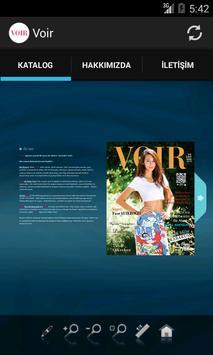 Voir Magazin poster