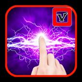 Electric Screen Prank (Joke) icon
