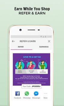 Voonik Online Shopping App apk screenshot