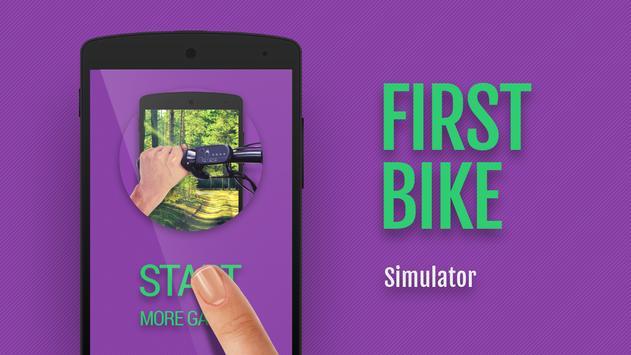 Bike Racing Sound Simulator poster