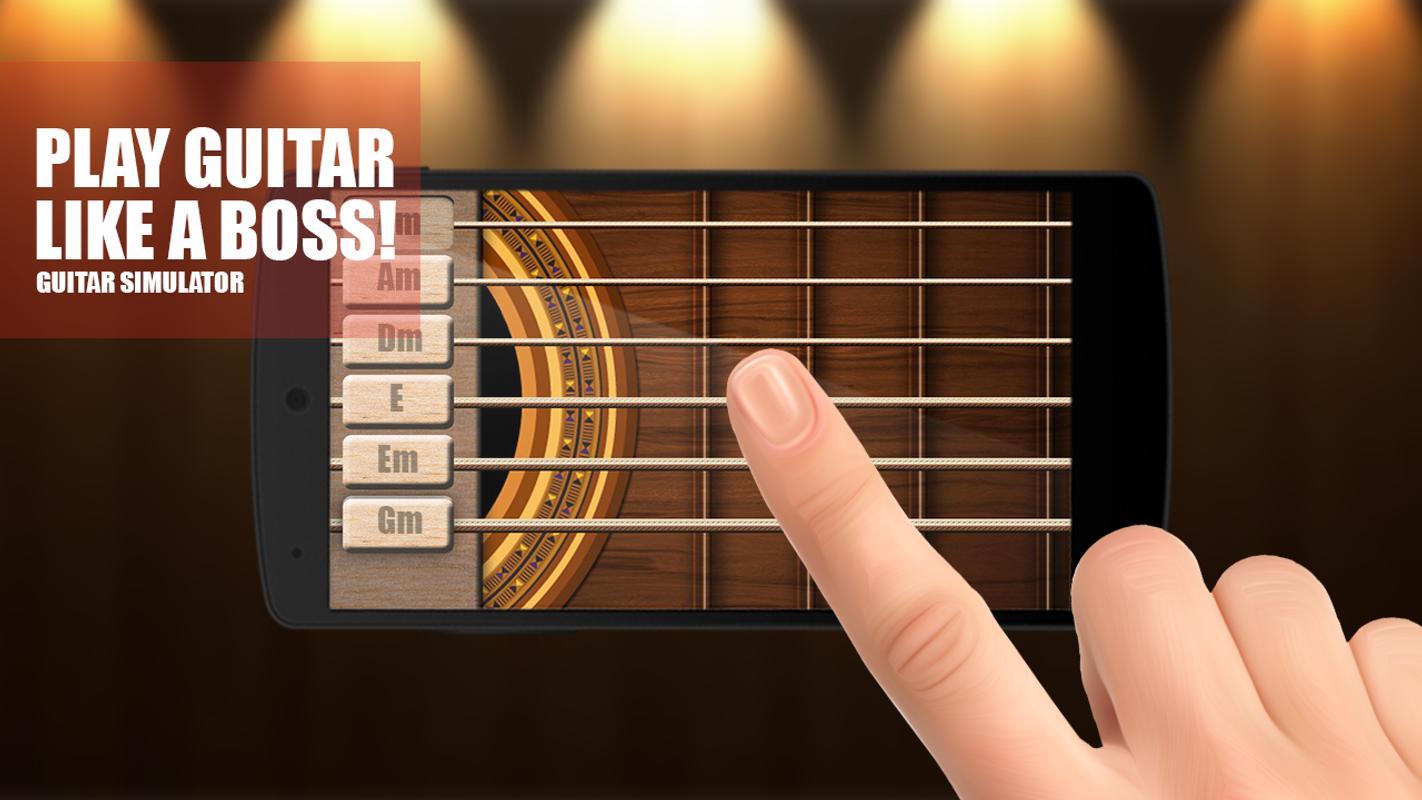 real guitar simulator apk download free simulation game for android. Black Bedroom Furniture Sets. Home Design Ideas