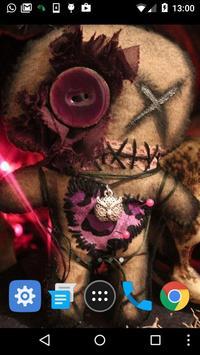voodoo doll live wallpaper apk screenshot