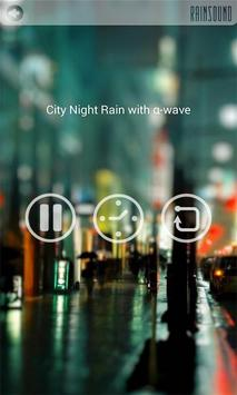 RAIN SOUND - Sound Therapy for Android - APK Download