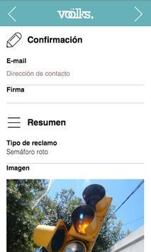 Reclamos screenshot 1