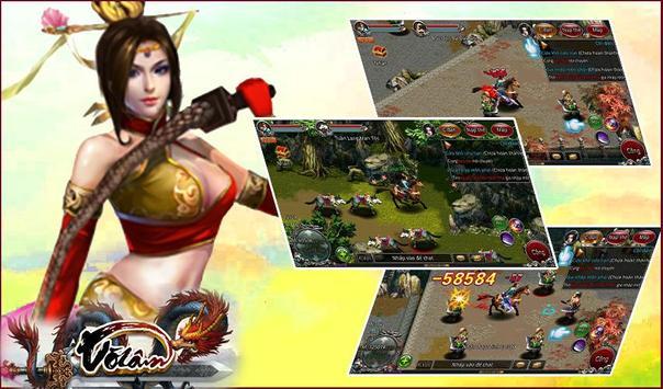 Vo Lam Chi Ton - Vo Lam Mobile apk screenshot