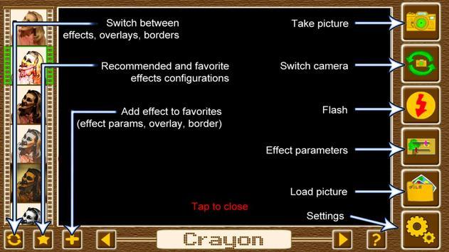 Pixel Artist - Camera Effects apk screenshot