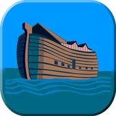 Arca de Noé Rompecabezas icon
