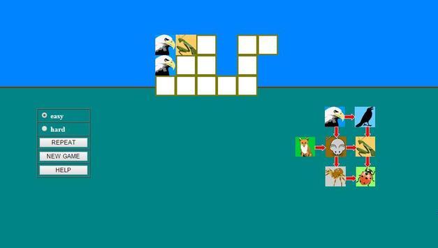Arca de Noé Rompecabezas screenshot 1
