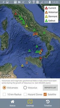 Vesuvius Volcanex screenshot 4