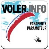 Voler.Info Magazine parapente et paramoteur icon