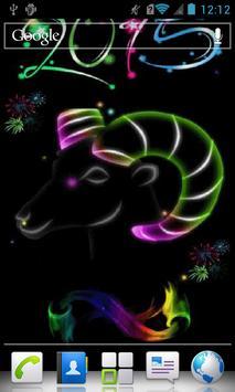 Year of Goat LWP apk screenshot