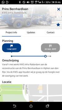 KWS app screenshot 2