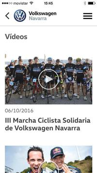 Volkswagen Navarra - Empleados apk screenshot