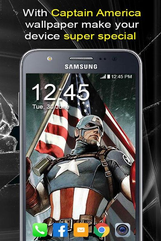 Captain America Wallpaper 3d For Android Apk Download