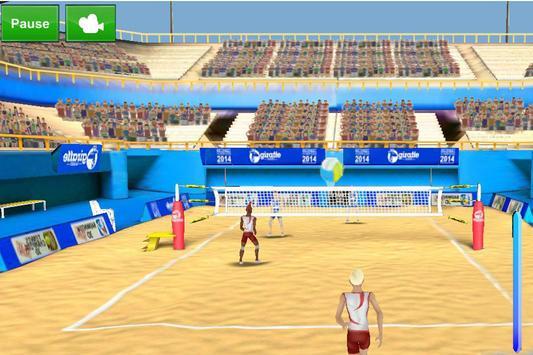 Beach Volleyball screenshot 2
