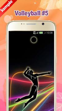 Volleyball Wallpapers apk screenshot