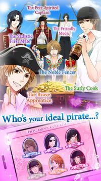 Pirates in Love: Captain's Cut apk screenshot