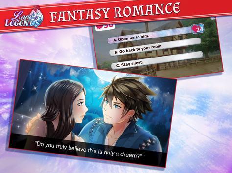 Lovestruck Choose Your Romance apk screenshot
