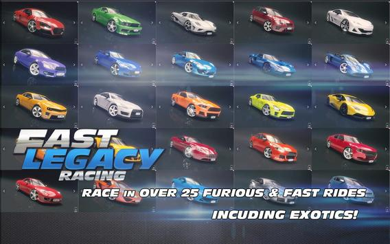 Fast Legacy Racing screenshot 3