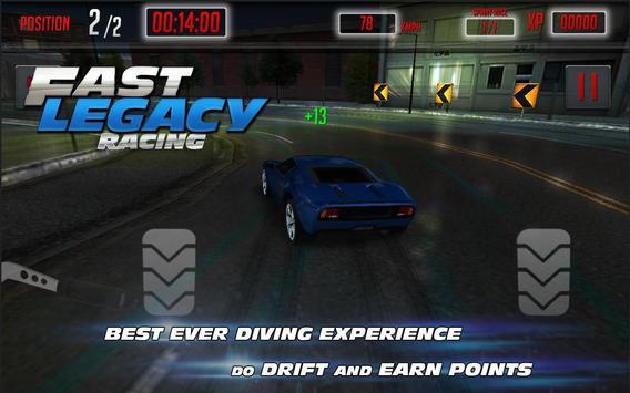 Fast Legacy Racing screenshot 14