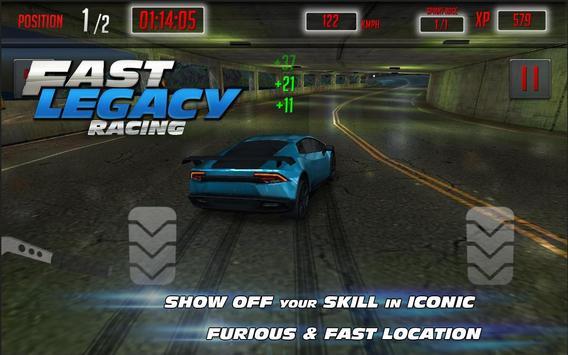 Fast Legacy Racing screenshot 1