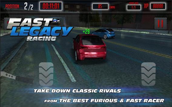 Fast Legacy Racing screenshot 4