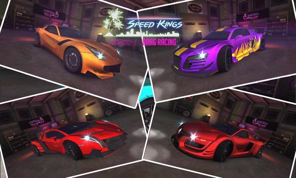 Speed Kings Drag & Fast Racing apk screenshot