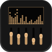 Bass Booster Equalizer - Music Player icon