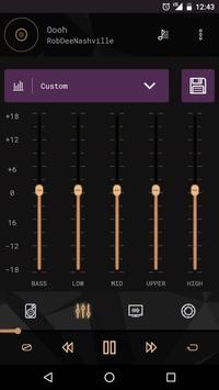 Bass Booster Equalizer - Music Player screenshot 1