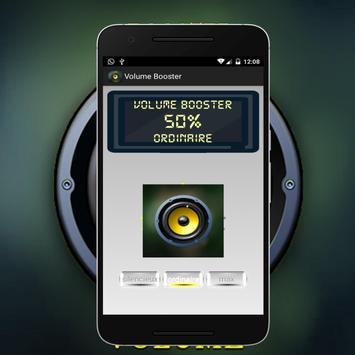 Volume Booster 2018 Pro apk screenshot
