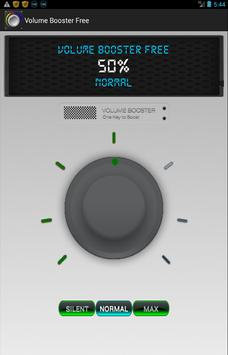 Volume Booster! apk screenshot
