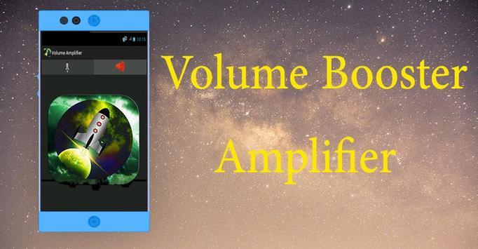 Volume Amplifier Booster poster