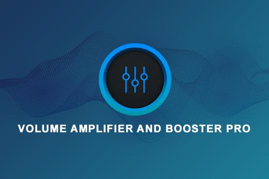 Volume Amplifier and Booster Pro poster