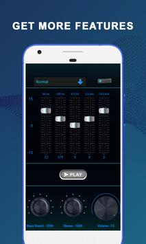 Volume Amplifier and Booster Pro screenshot 1