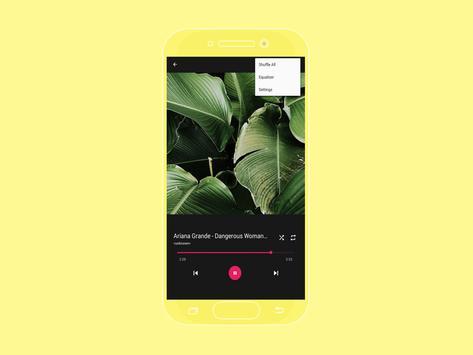 MP3 Player HD apk screenshot