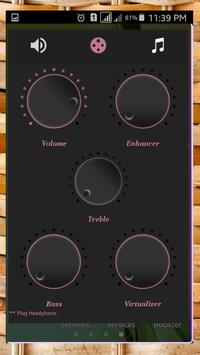 Volume Booster screenshot 1