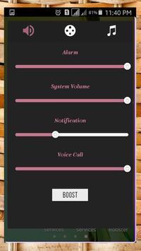 Volume Booster screenshot 5