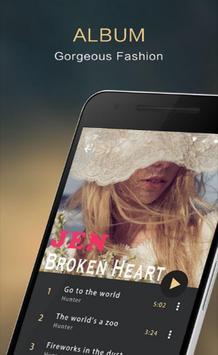Super Volume Booster &EQ Music Player screenshot 6