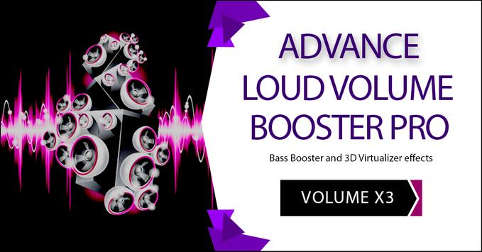 Sound Booster & Volume Booster - mp3 volumer 🇺🇸 screenshot 3