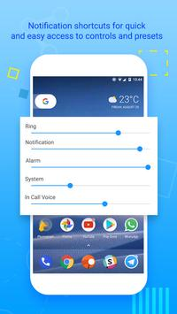 Volume Control: Quick control with notification screenshot 3