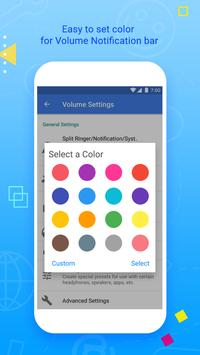 Volume Control: Quick control with notification screenshot 2