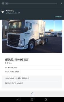 VOLVO TRUCK RENTAL KUORMA-AUTOVUOKRAUS screenshot 3