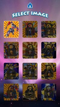 Bumblebee monster game screenshot 2