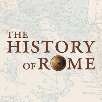 ANCIENT ROME HISTORY poster