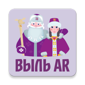 Выль AR (augmented reality) icon