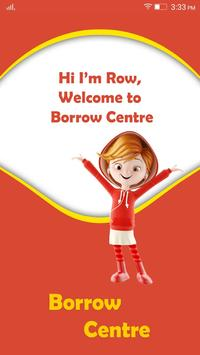 Borrow Centre poster