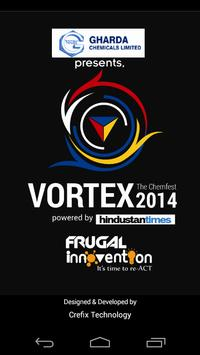 Vortex : The ChemFest poster