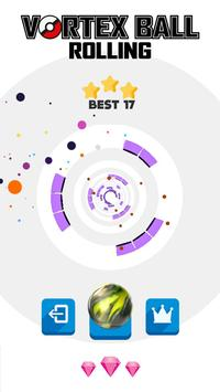 Rolly Vortex Ball screenshot 3